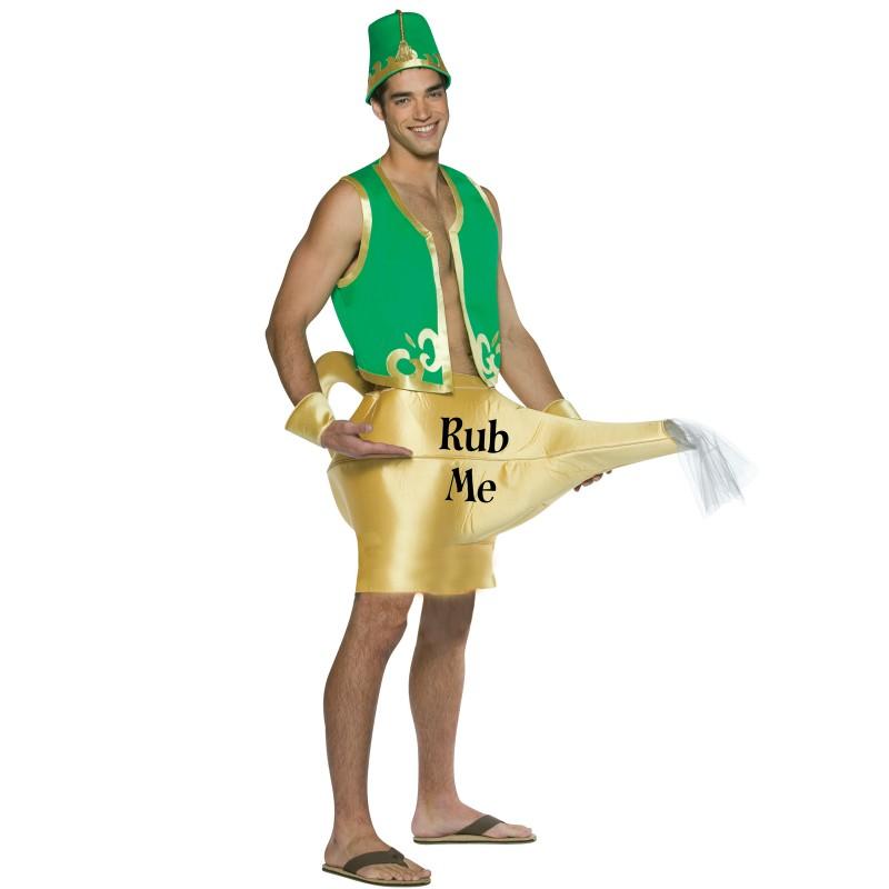 Rub Me Genie